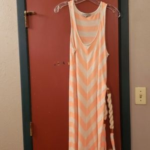 ALMOST FAMOUS MAXI DRESS FOR SUMMER SLEEVELESS XL